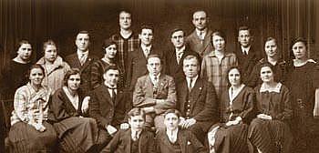 Gemeindeglieder von 1908